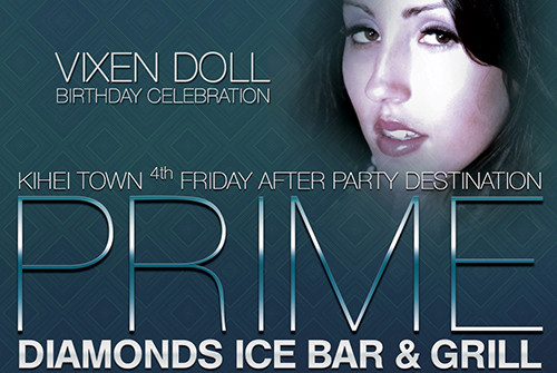 Prime @ Diamonds Ice Bar & Grill 05.24.13
