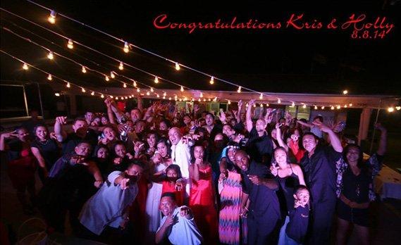 Congrats Kris And Holly