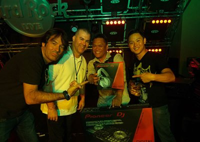 The Las Vegas DJ Show