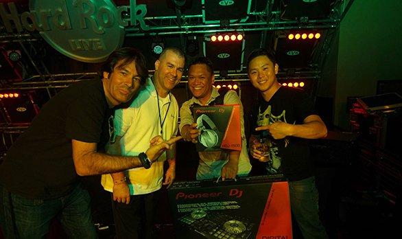 The Las Vegas DJ Show
