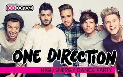 One Direction High Energy Mix
