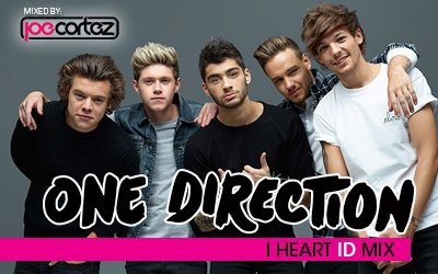 One Direction I Heart ID Mix
