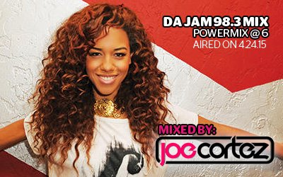 Da Jam 98.3 Power Mix at 6