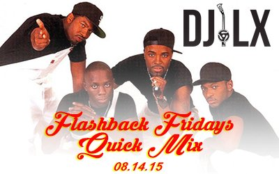 Flashback Fridays Quick Mix