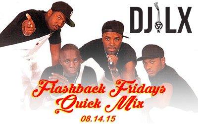 Flashback Fridays Quick Mix