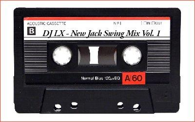 DJ LX – New Jack Swing Mix Vol. 1