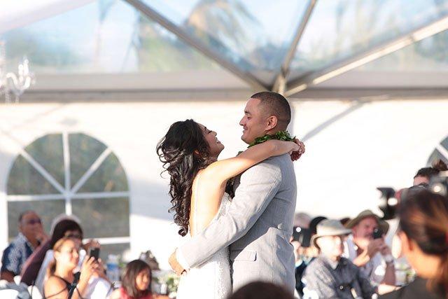 David-Sherise Wedding in hawaii