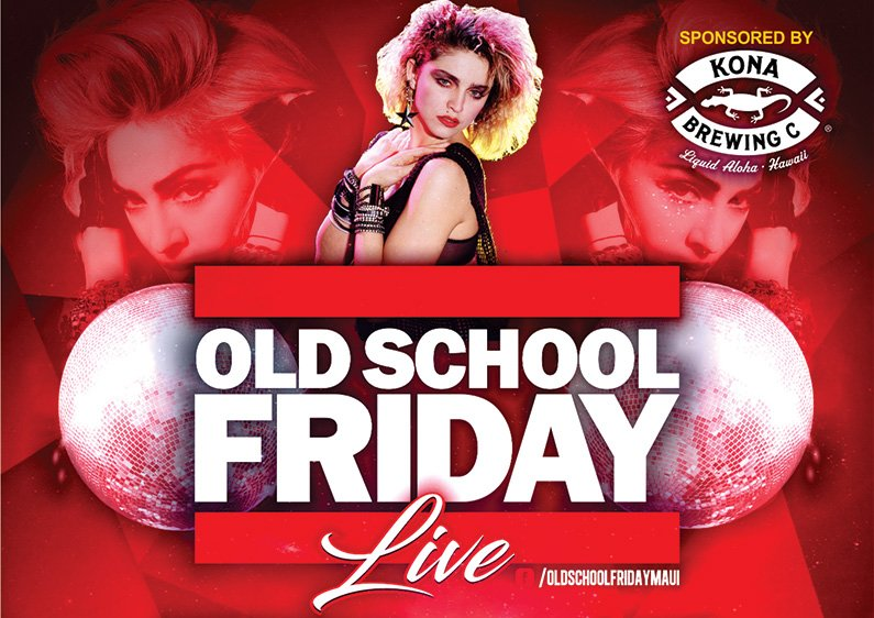 Old School Friday Live
