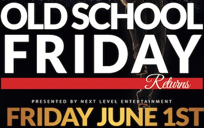Old School Friday Returns To Maui Beach Hotel!