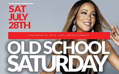 Old School Saturday – Maui Beach Hotel 07/28/18
